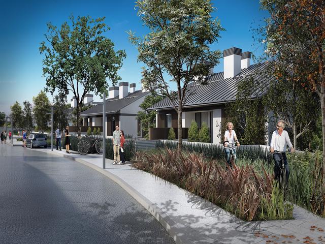مشروع فلل سكنية
